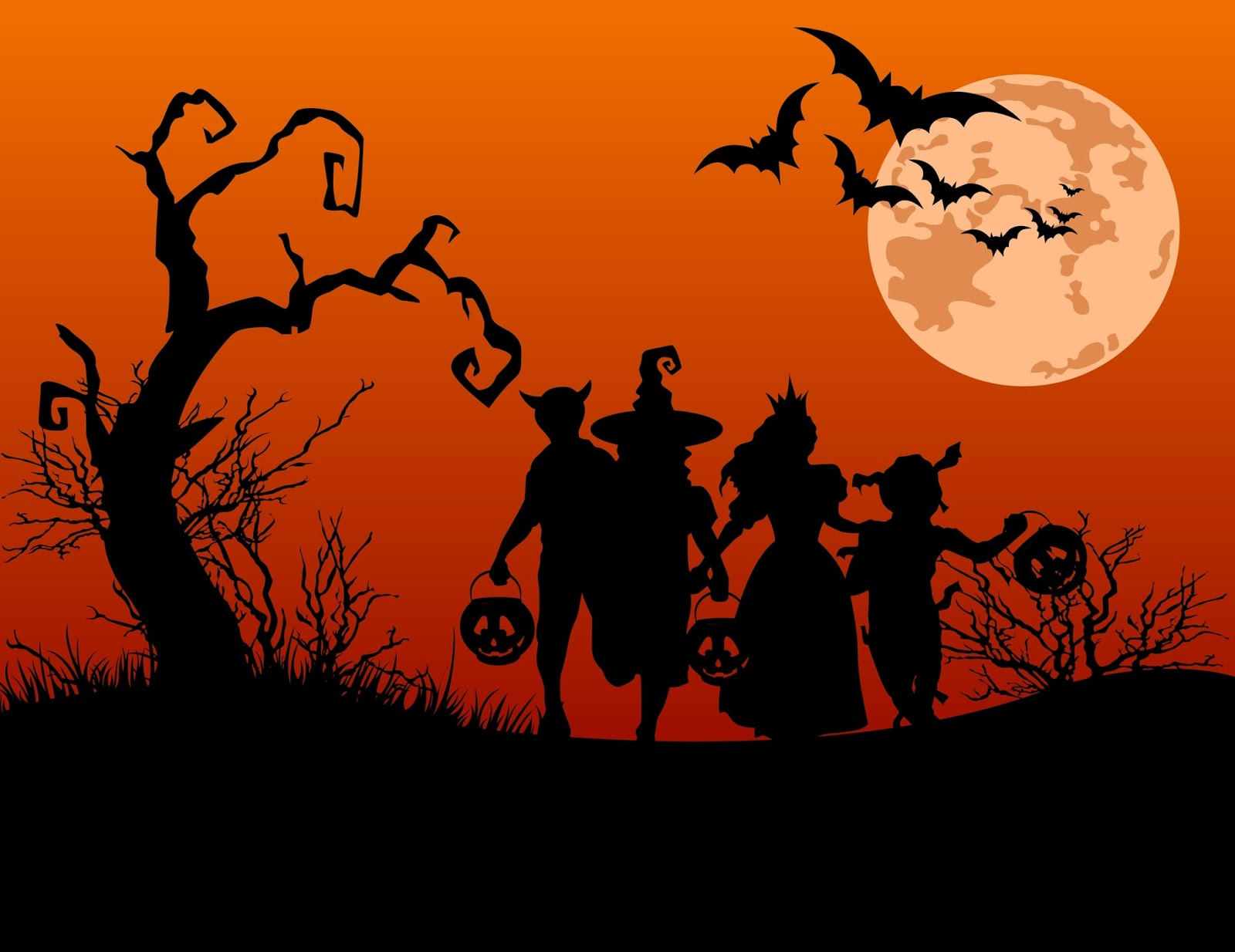 Happy Halloween Whatsapp Messages Are The Best Way To Send Messages To Your  Friends And Family Members On This Auspicious Occasion.