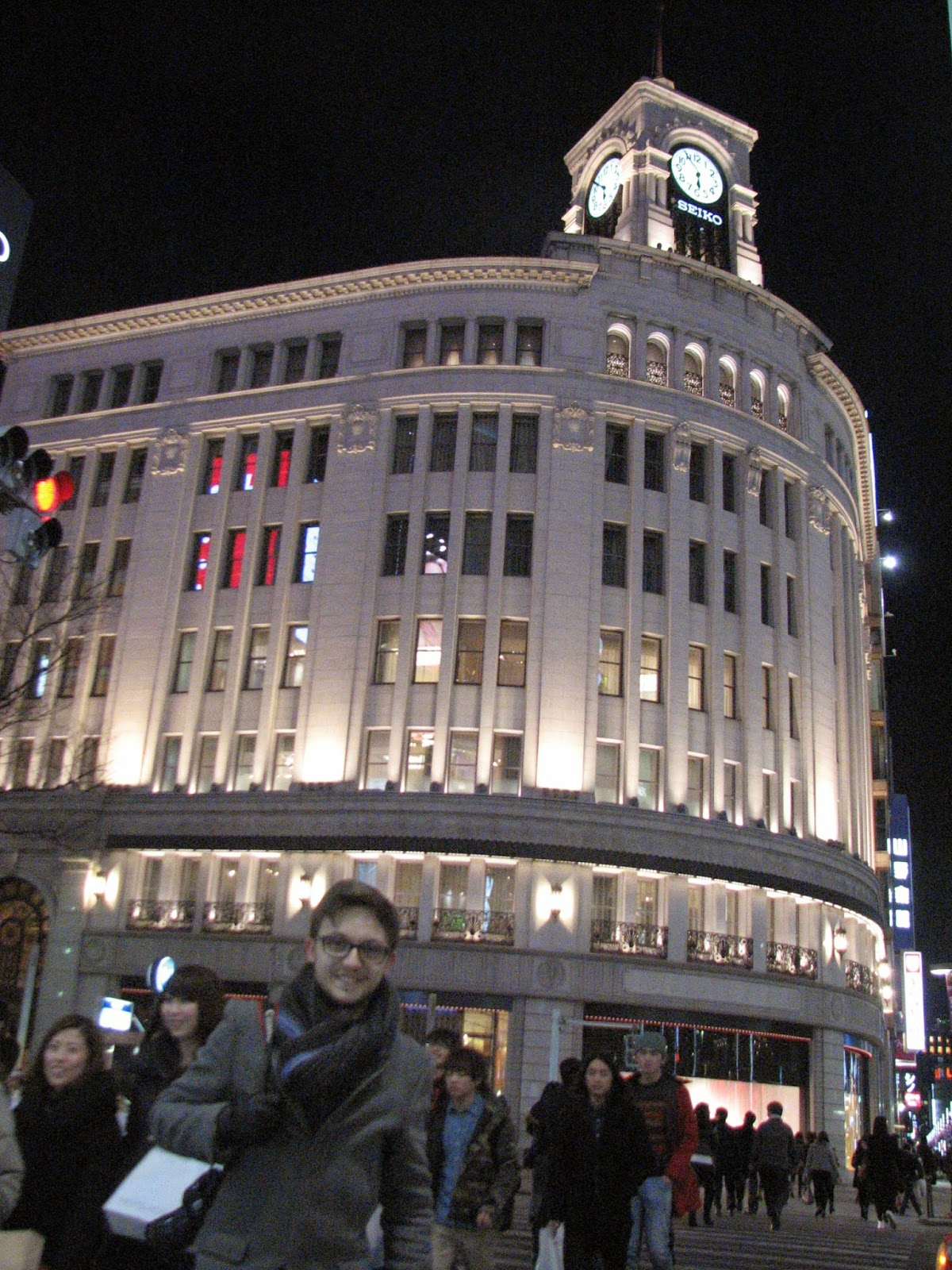 Store In Ginza With Jonathan Bell�s In The Foreground Photo By Armand  Vaquer