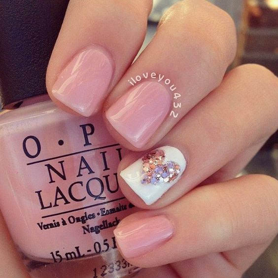 16 Chic Nail Art Ideas that You Will Love! - OMG Love Beauty!