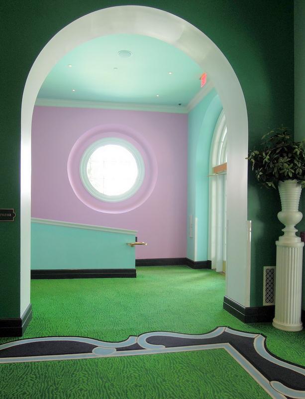 j. waddell interiors: dorothy draper revisited