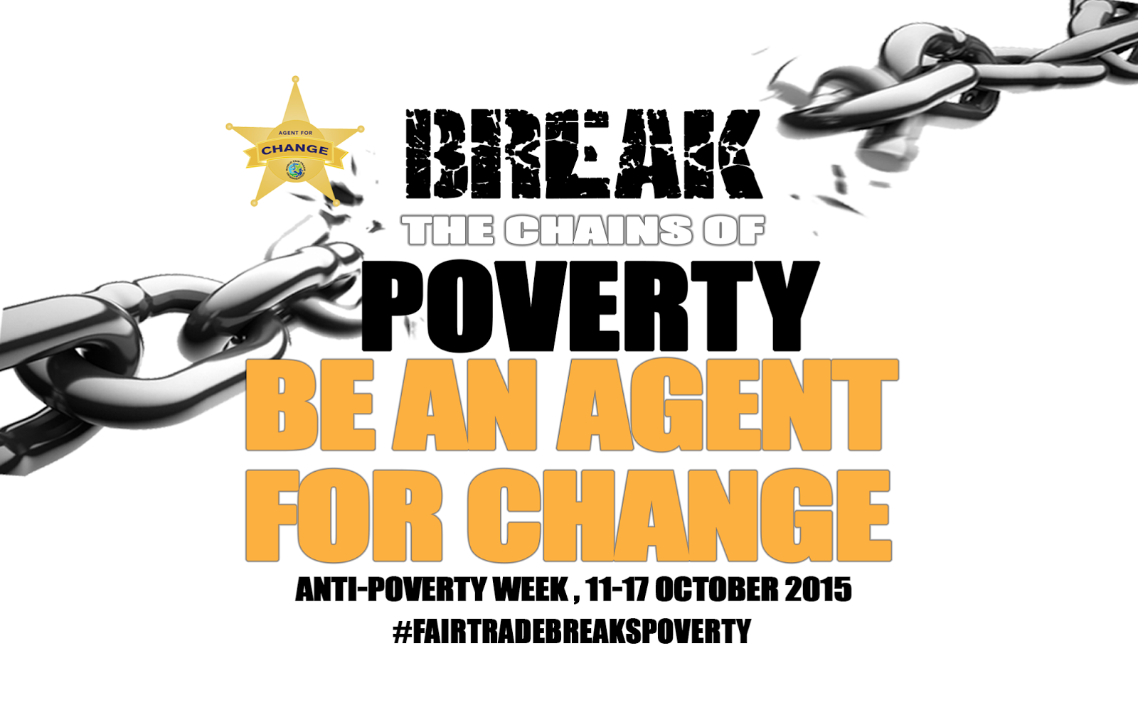 fair trade breaks the chains of poverty