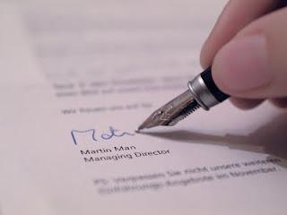 Contoh Surat Keterangan Berkelakuan Baik