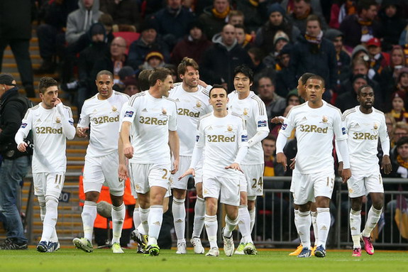 The results of a survey have shown Swansea City to be the most liked club in the Premier League