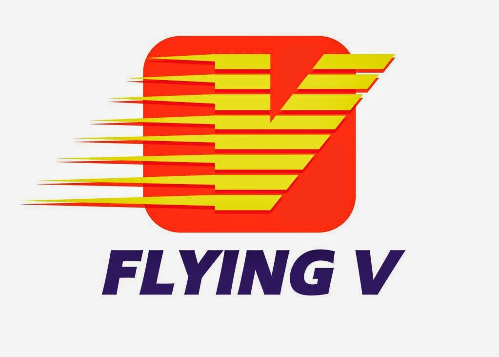 Flying-V Gas logo