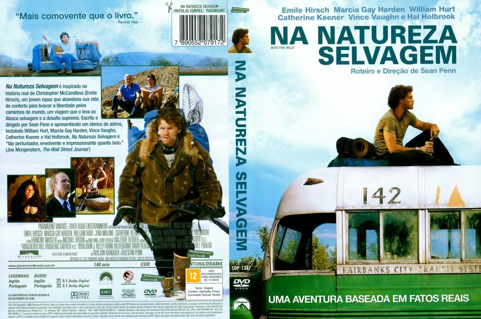 1069º - NA NATUREZA SELVAGEM (2007)
