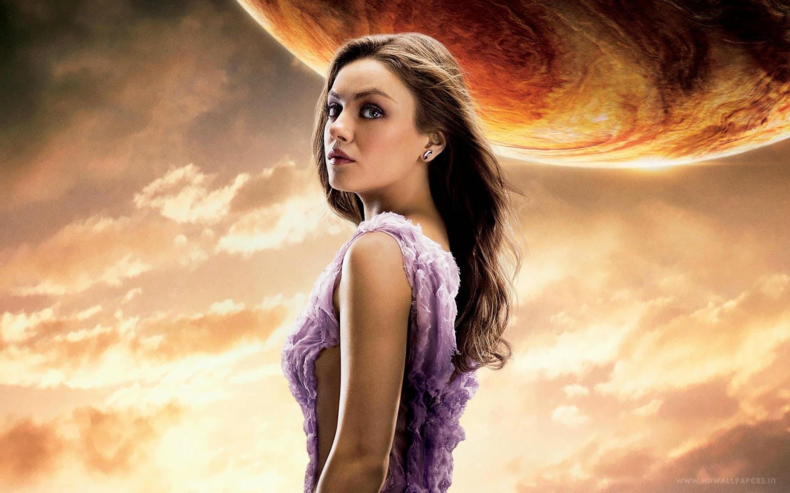 mila kunis jupiter ascending wallpapers - Mila Kunis debuts  Jupiter Ascending,  is coy about her