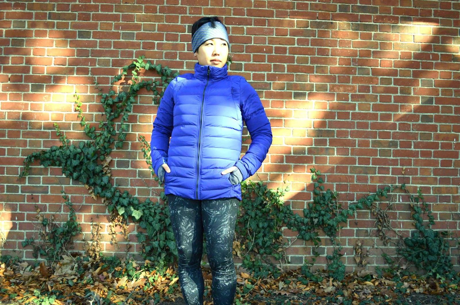 lululemon-arsenal-ambient-speed-tights fluffed-up-jacket
