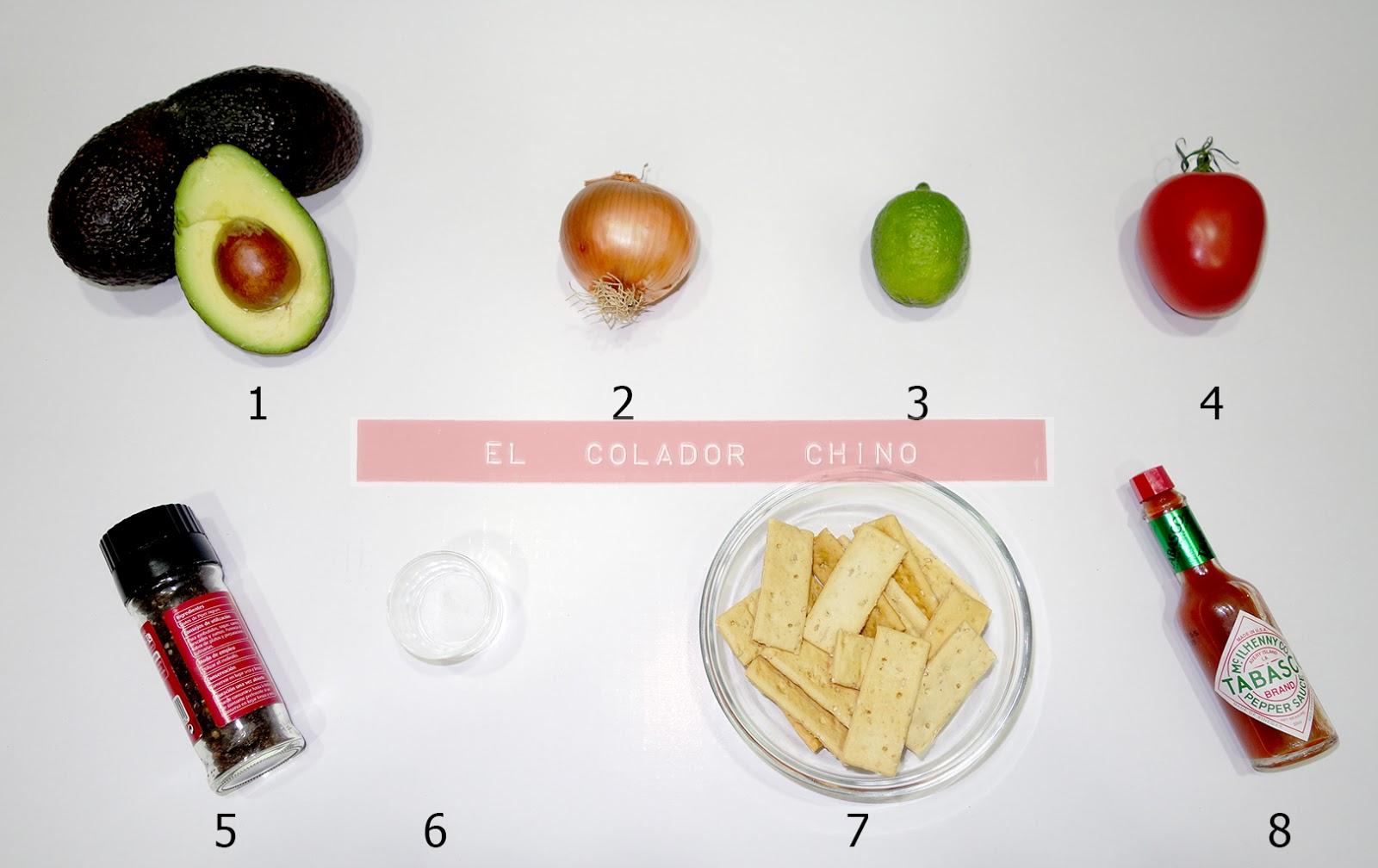 guacamole elcoladorchino
