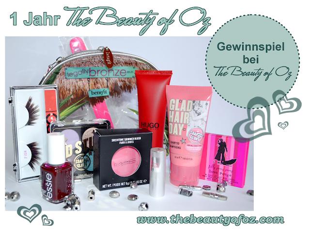 Gewinne eine High-End Kosmetikpaket - MAC, Benefit, Lancome, Soap& Glory uvm
