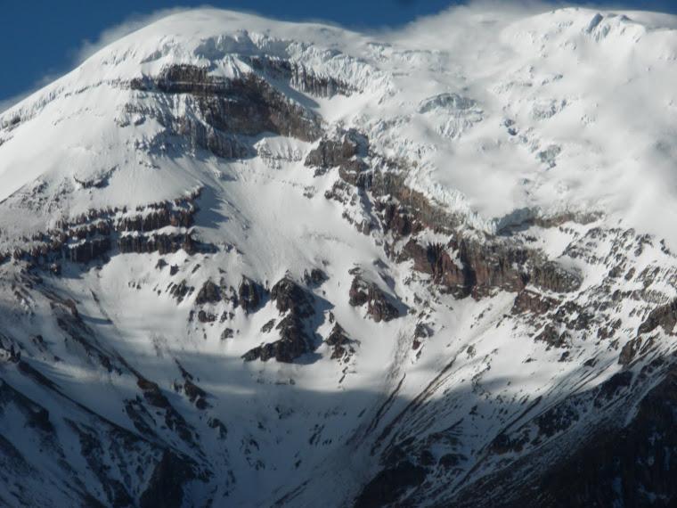 VOLCÁN CHIMBORAZO 6.384 m
