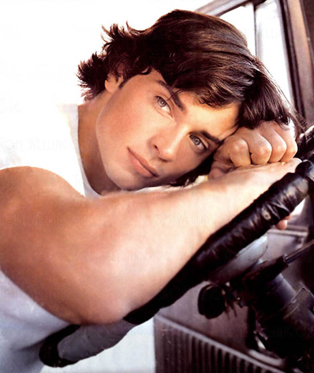 Fotos do ator de smallville Tom Welling - Alienado.net