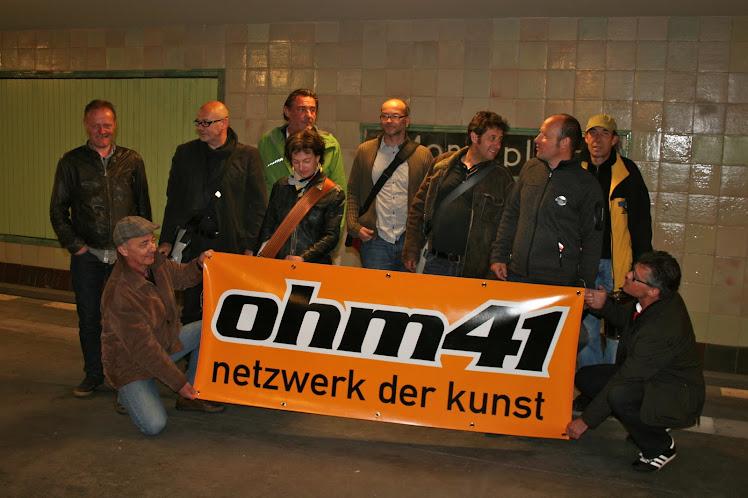 Netzwerk der Kunst ohm41