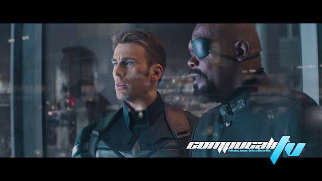 Capitán América 2 y El Soldado del Invierno 1080p HD Latino