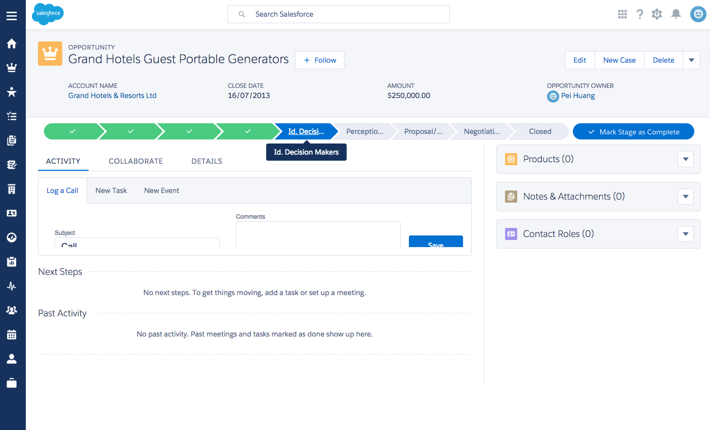 The SalesForce Guru: September 2015