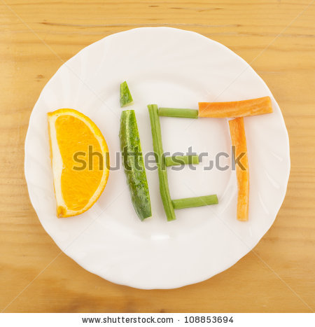 Diet And Health - Magazine cover