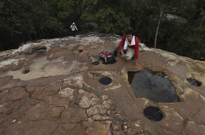 Lost medieval city found in Cambodia