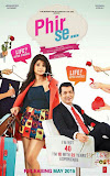 Jennifer Winget and Kunal Kohli in Phir Se Poster movie poster
