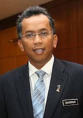 Ketua UMNO Bahagian Tampin merangkap Ahli Parlimen Kawasan Tampin