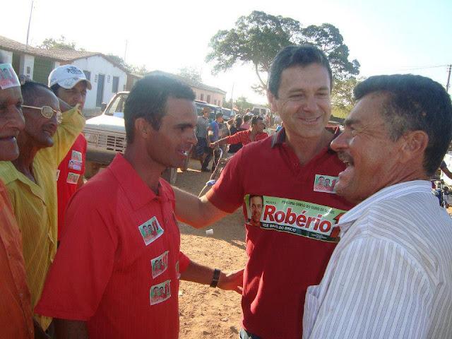 A campanha do candidato Robério Cunha (PP) ganha mais força a cada dia: