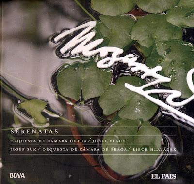 Mozart - Col. El País 250 Aniversario-(2006)-7-Serenatas-carátula frontal