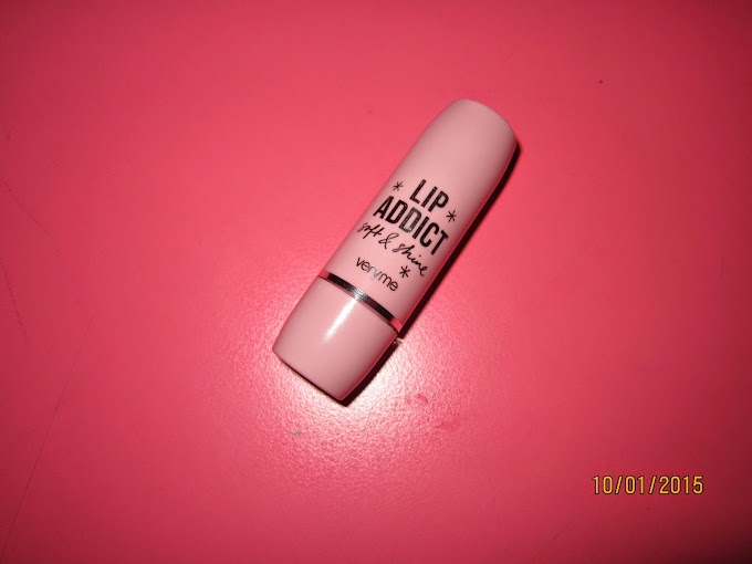 Değerlendirme #42: Oriflame Very Me Lip Addict Soft&Shine Ruj/Brillant Pink