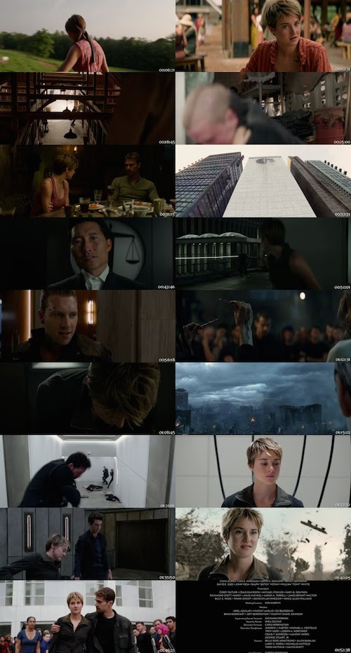 Insurgent BRRip 480p 300mb