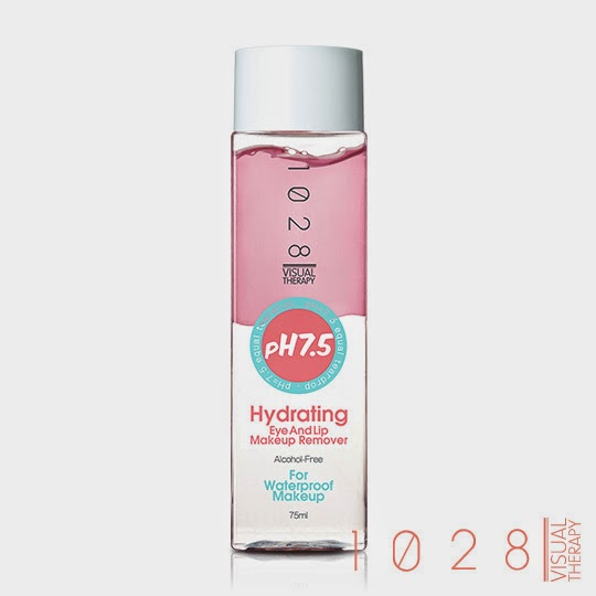 PRE ORDER 1028 Hydrating Eye & Lip Makeup Remover
