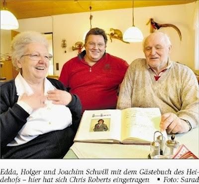 Foto aus dem Hellweger Anzeiger Unna vom 17.12.2010