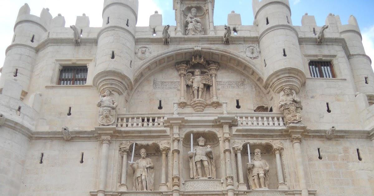 Historia y Genealogía: Arco de Santa María. Burgos. Murallas de Burgos