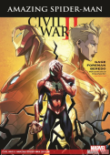 CIVIL WAR II: AMAZING SPIDER-MAN (Trade Paperback)