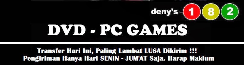 (Denys182) Jual PC Games Murah