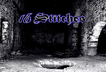 16 STITCHES