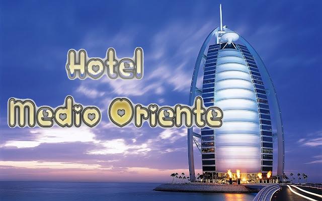 Hotel da Sogno in Medio Oriente