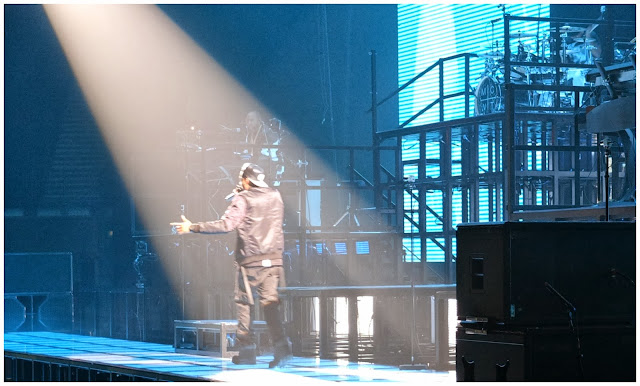 Jay Z at the Phones 4u Arena Manchester October 2013