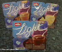 Muller Light desserts