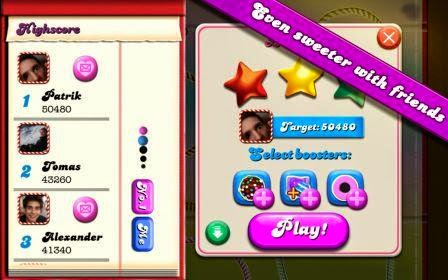 Candy Crush Saga Terbaru