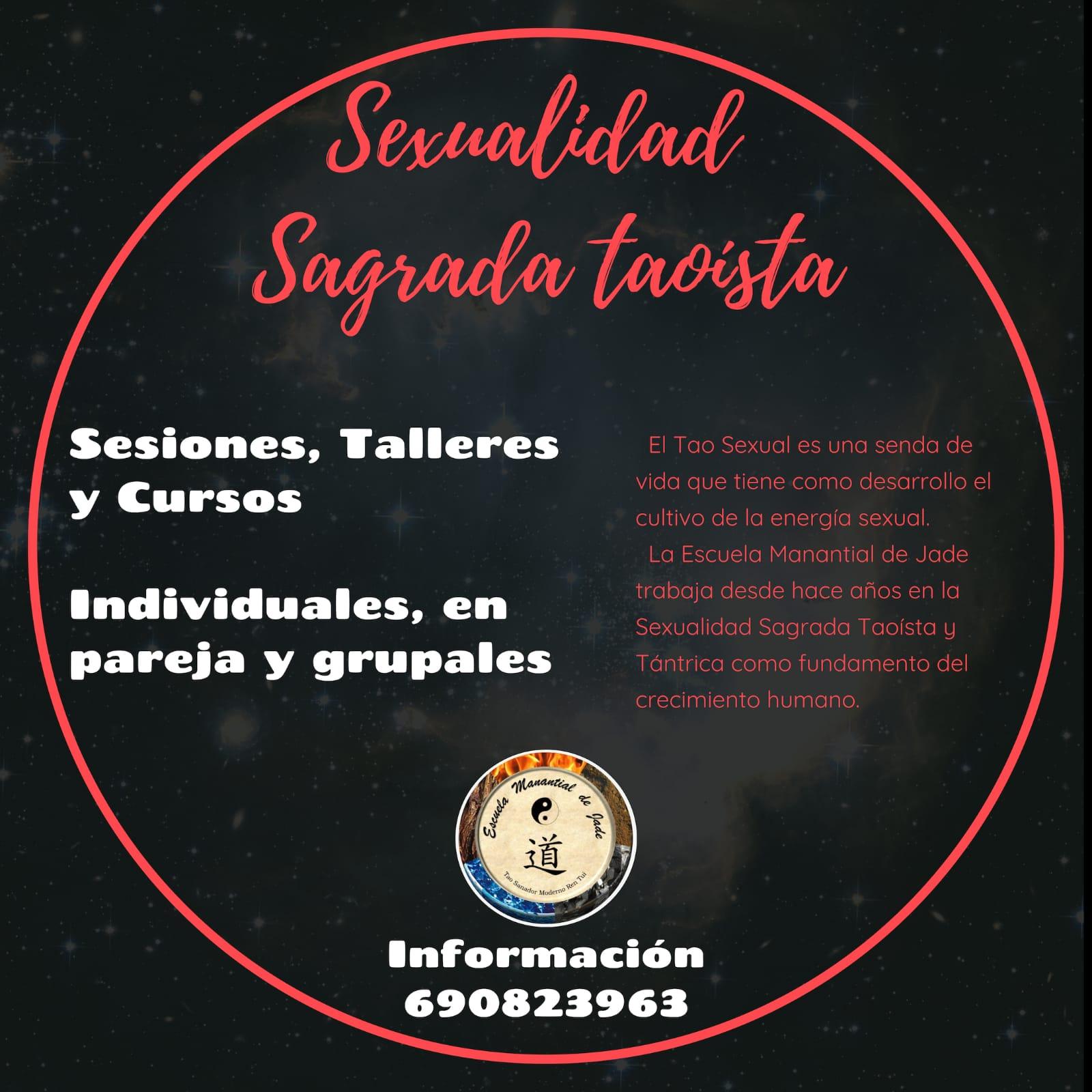 TALLER SEXUALIDAD CONSCIENTE FEMENINA Y MASCULINA: SENDERO DE LA TIGRESA BLANCA Y EL DRAGÓN VERDE