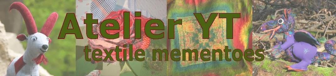 Atelier YT, textile mementoes