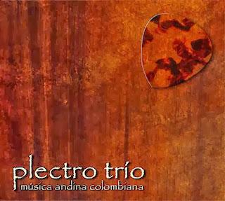 plectro trio musica colombiana andina
