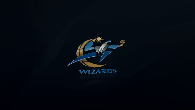 Eastern NBA Team Logo Wallpapers for iPhone 5 - Washington Wizards