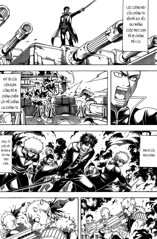 Gintama Chap 608 - Trang 3