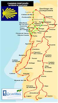 EXPEDIÇÃO GEOTRILHAS/RN NOS CAMINHOS DE SANTIAGO DE COMPOSTELA