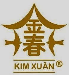Logo công ty kim xuân
