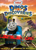 Thomas & Friends: Dinos and Discoveries (2015) ()