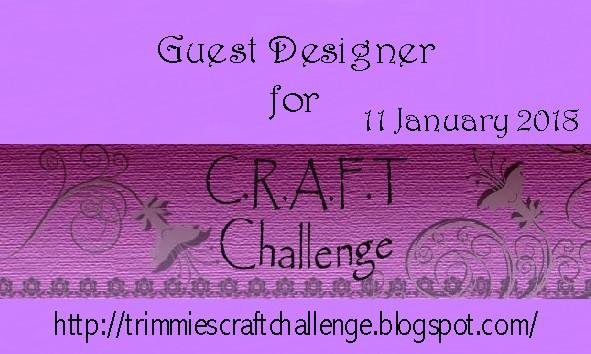 Guest Designer - 11.January ´18