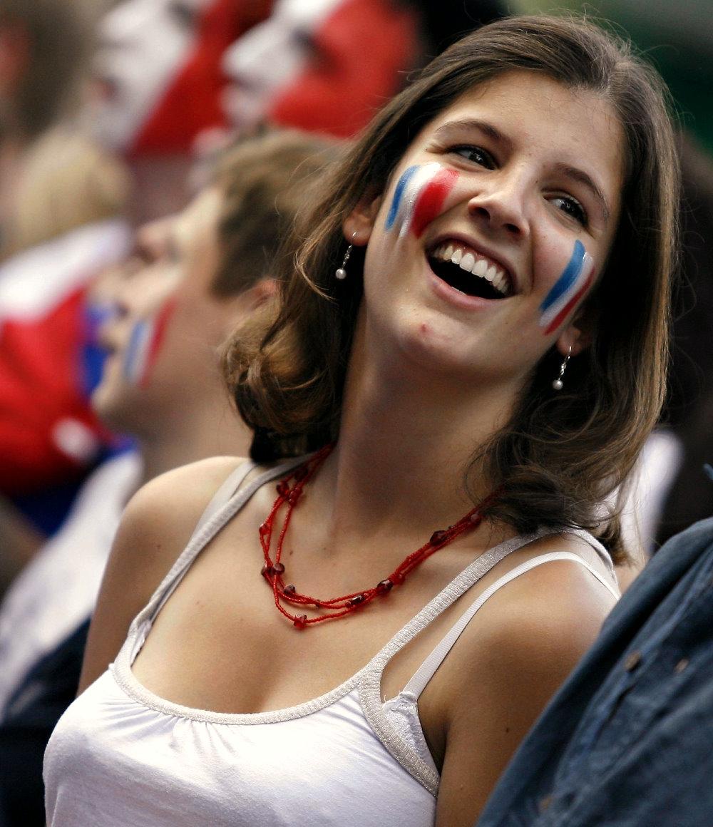 Французский девушки фото 2 фотография
