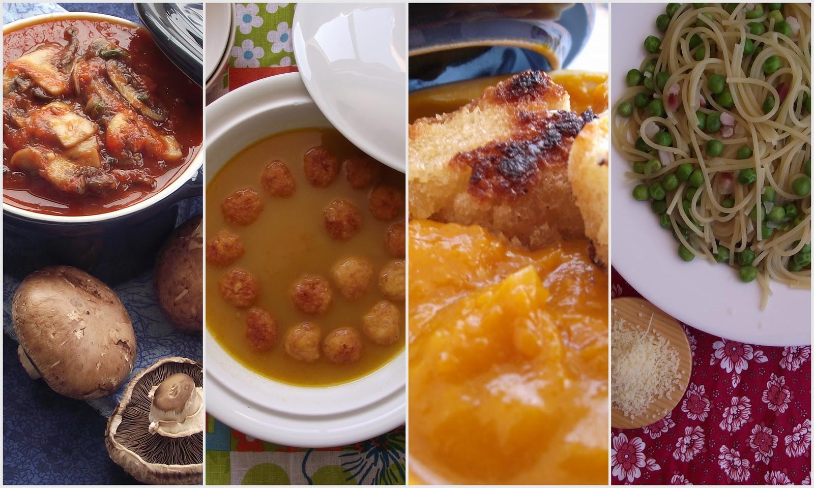 zuppe e minestre ipocaloriche