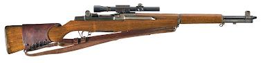 M1-C Garand Sniper Rifle