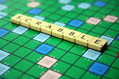 Scrabble Night RSVP