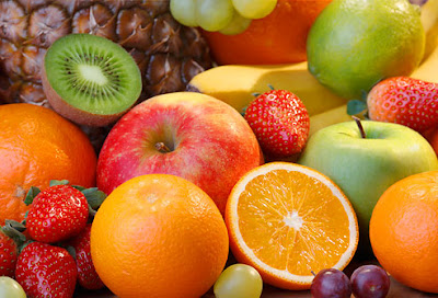 Permalink to The benefits of fruit based on color